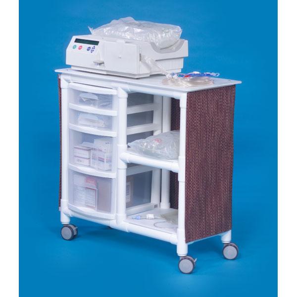 Drawer Casters Sylvia Storage Unit 490 5 Drawer Caddy