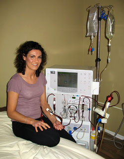 Home Dialysis Central | Marie Eve