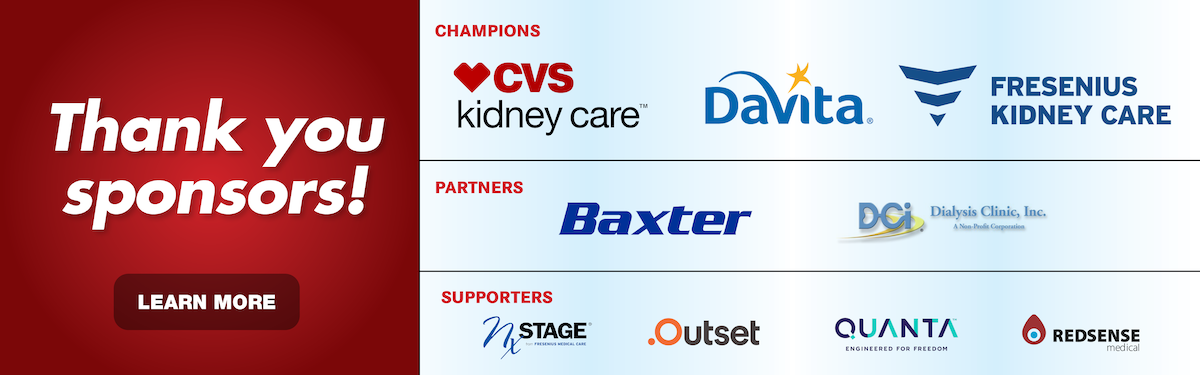 Home Dialysis Banner