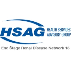 Health Services Advisory Group End Stage Renal Disease Network 15